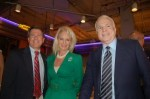 Harry Miller Corp President Meets the McCains