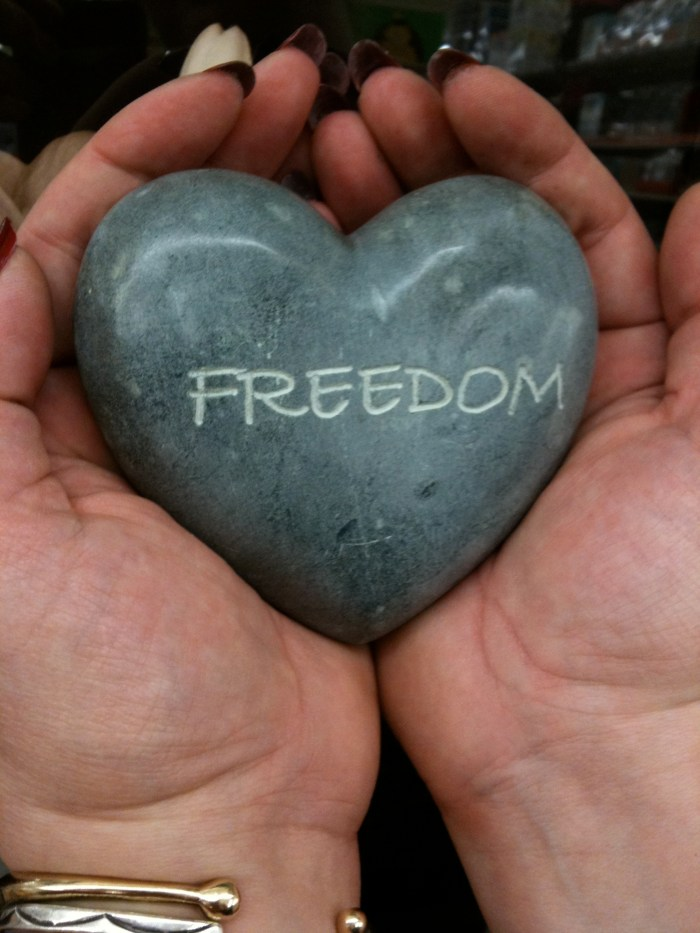 A Heart full of Freedom