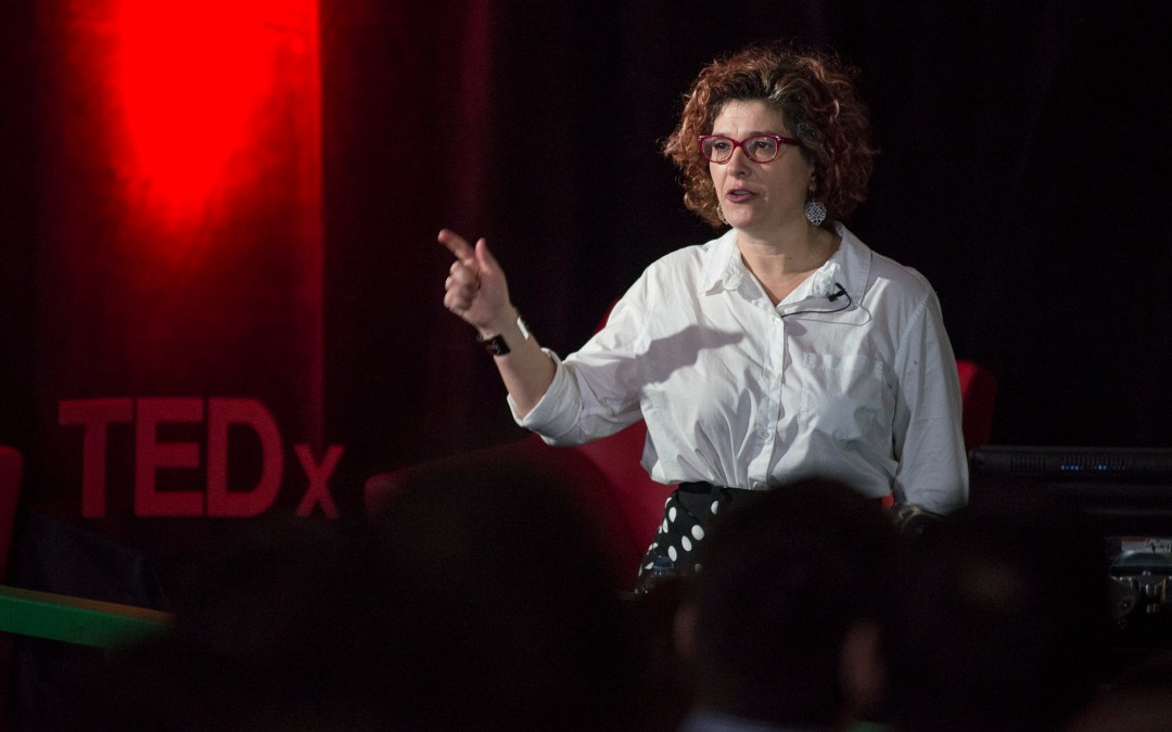 Being audacious in mid-sized cities: Lisa's TEDX UNB SJ talk
