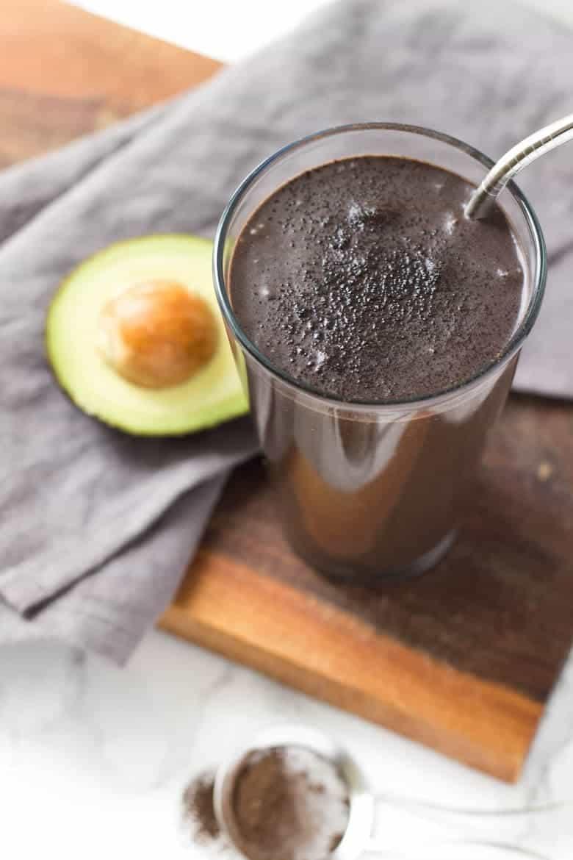 Homemade Banana Chocolate Protein Shake Recipe  Wicked