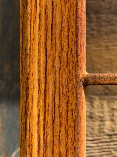 Rusty Garden Gate