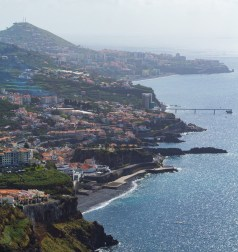Funchal from Cabo Girao