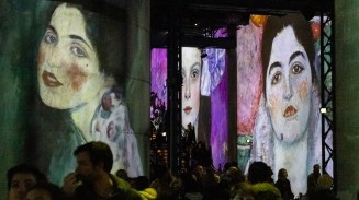 L'atelier des Lumieres Faces