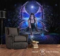 Anne Stokes Full Wall Murals
