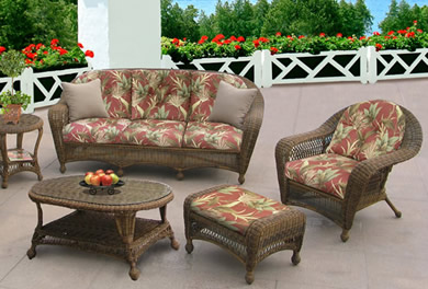 cushions for wicker chairs chair covers and sashes sale northcape forever patio replacement com port royal