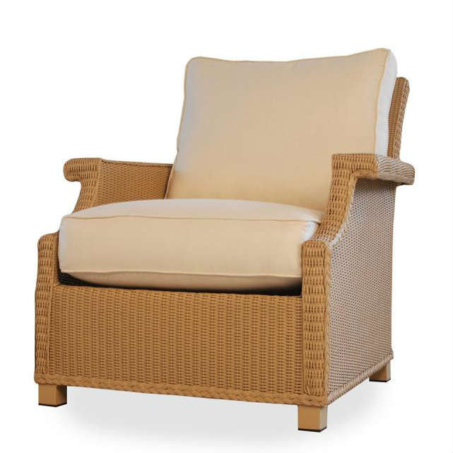 Fabric Lounge Chair Outdoor Cushions