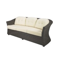 Source Outdoor Wellington Wicker Sofa - Wicker Sofas ...