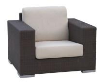Hospitality Rattan Cava Wicker Lounge Chair