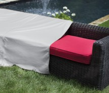Pci Armless Sectional Chair Outdoor Furniture Cover