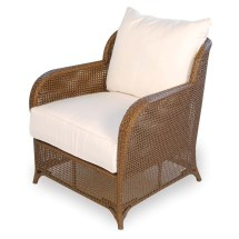 Lloyd Flanders Carmel Wicker Lounge Chair - Replacement