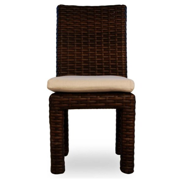 Wicker Parsons Dining Chair