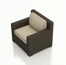 Patio Hampton Wicker Club Chair - Replacement