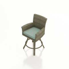 Hampton Bay Swivel Patio Chairs Chair On Sale Forever Wicker 28 Quot Bar Stool