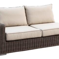 7 Piece Sofa Covers Cadeiras Sofas Modernas Sunset West Coronado Wicker Sectional Set
