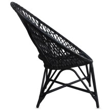 Harmonia Living Mandala Wicker Lounge Chair