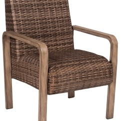 Woven Dining Chair Dark Blue Velvet Accent Whitecraft By Woodard Reynolds Wicker