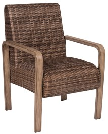 Whitecraft Woodard Reynolds Wicker Dining Chair