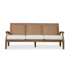 Lloyd S Of Chatham Sofa Accent Chairs For Brown Leather Whitecraft By Woodard Aruba Wicker - Wicker.com