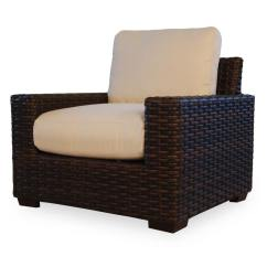 Resin Wicker Lounge Chairs Hollywood Director Chair Outdoor Patio Furniture Lloyd Flanders Loom Contempo