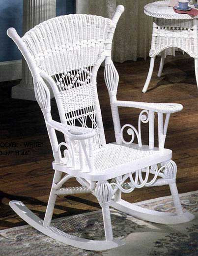 rocking chair seat replacement foldable outdoor chairs natural rattan millie wicker rocker