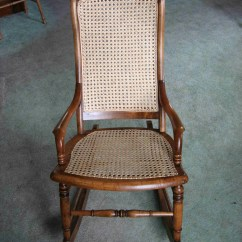 Repair Rattan Chair Seat Large Round Living Room Caning Experts In Ohio Rick 39s Wood And Wire
