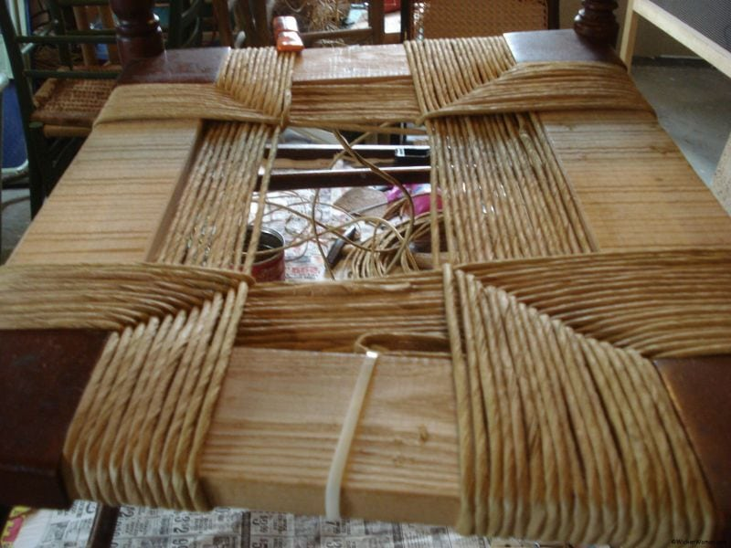 Is All Chair Seat Weaving Called Caning