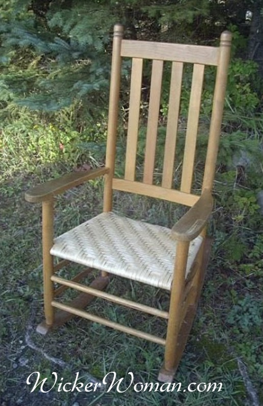 rush seat chairs best for nursery uk seatweaving #101 -- caning, rush, splint, cord
