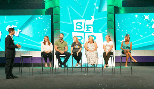Alexandra & Scott Wickfree Scentsy Are 2018 Scentsy Shining Star Finalists
