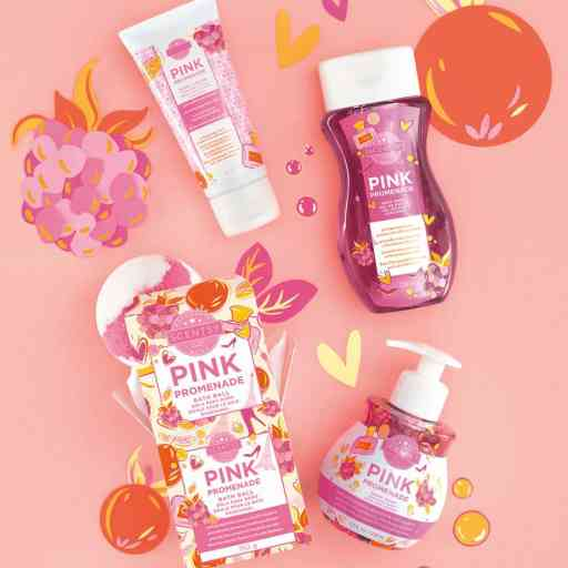 Pink Promenade Scentsy Body Care Products Launched in UK
