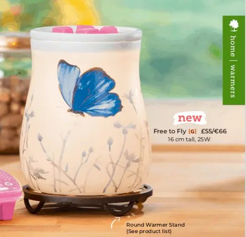 free to fly scentsy wax warmer scentsy uk wickfreecandles co uk