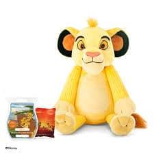 Simba Scentsy Buddy - Lion King