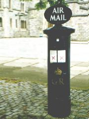history of british letter