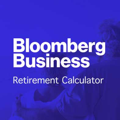 Bloomberg Business Retirement Calculator