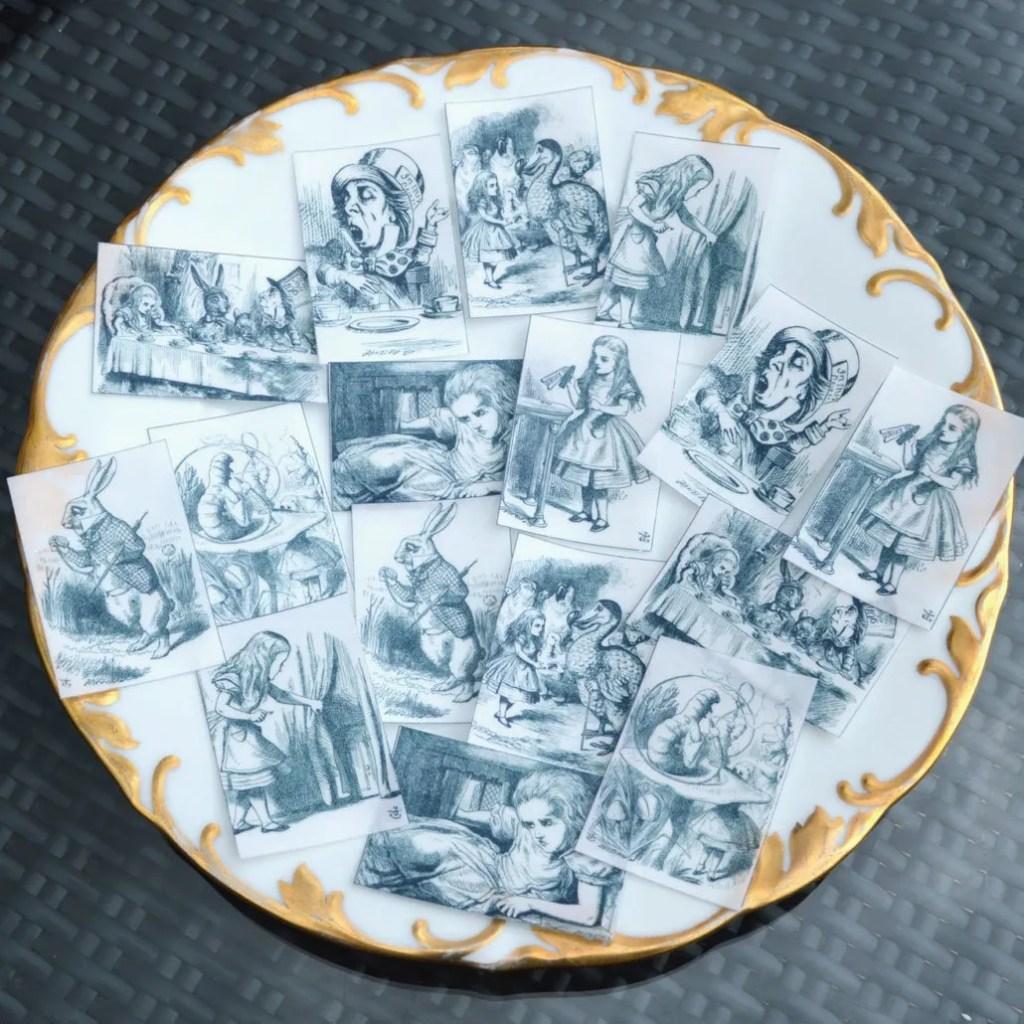 Wickstead's-Eat-Me-Edibles-Alice-in-Wonderland-Black-White-Set-1-Med-Wafer-Paper-Rec-(2)