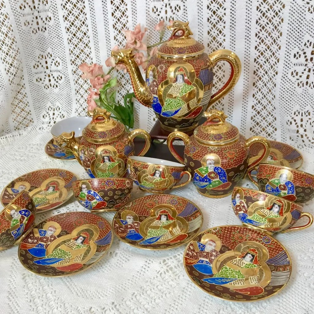 Red gold dragon tea set systemic steroids for poison ivy