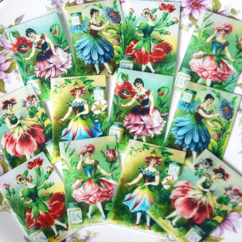 Wickstead's-Eat-Me-Edible-Sugar-Free-Vanilla-Wafer-Rice-Paper-Flower-Fairies-Fairy-Lady-(2)