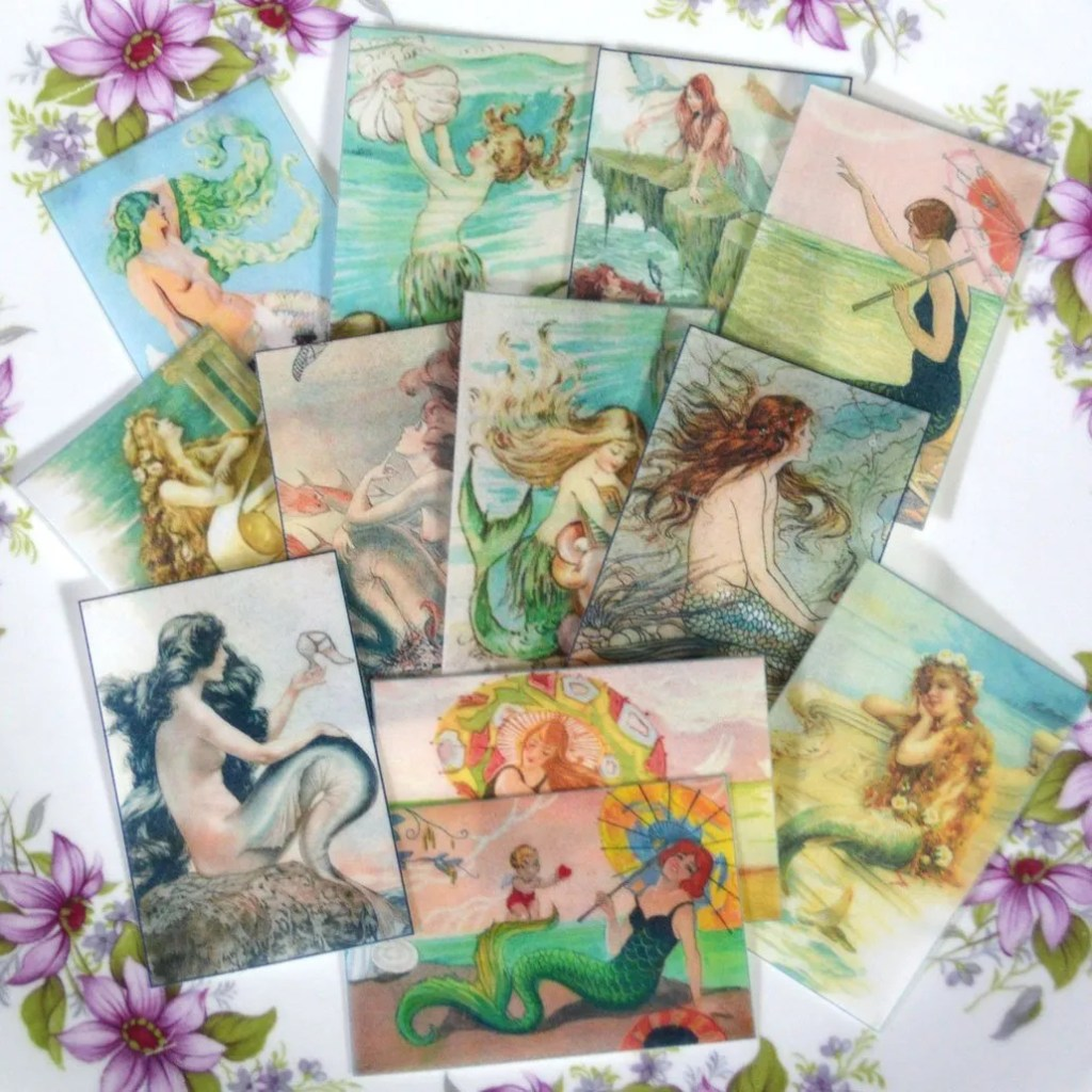 Wickstead's-Eat-Me-Edible-Sugar-Free-Vanilla-Wafer-Rice-Paper-Mermaids-Rectangle-Collections-(2)