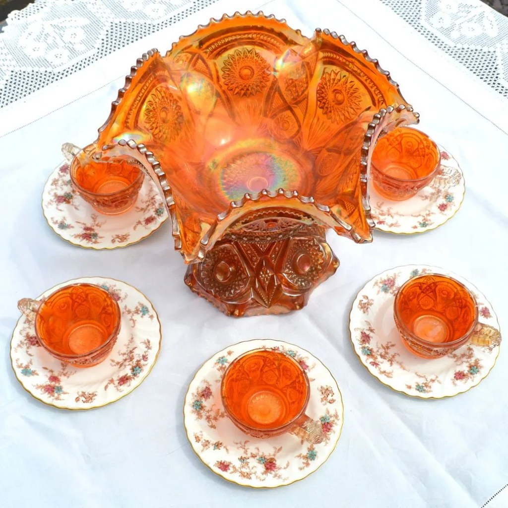 Wickstead's-Home-&-Living-Imperial-Hobster-Carnival-Glass-Punchbowl-(3)