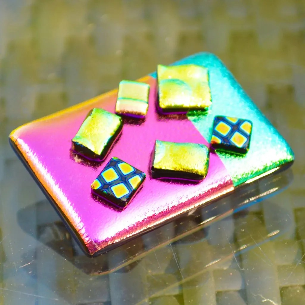 AWD-Large-Dichroic-Brooch-Pink-Green-Tack-Squares-(2)