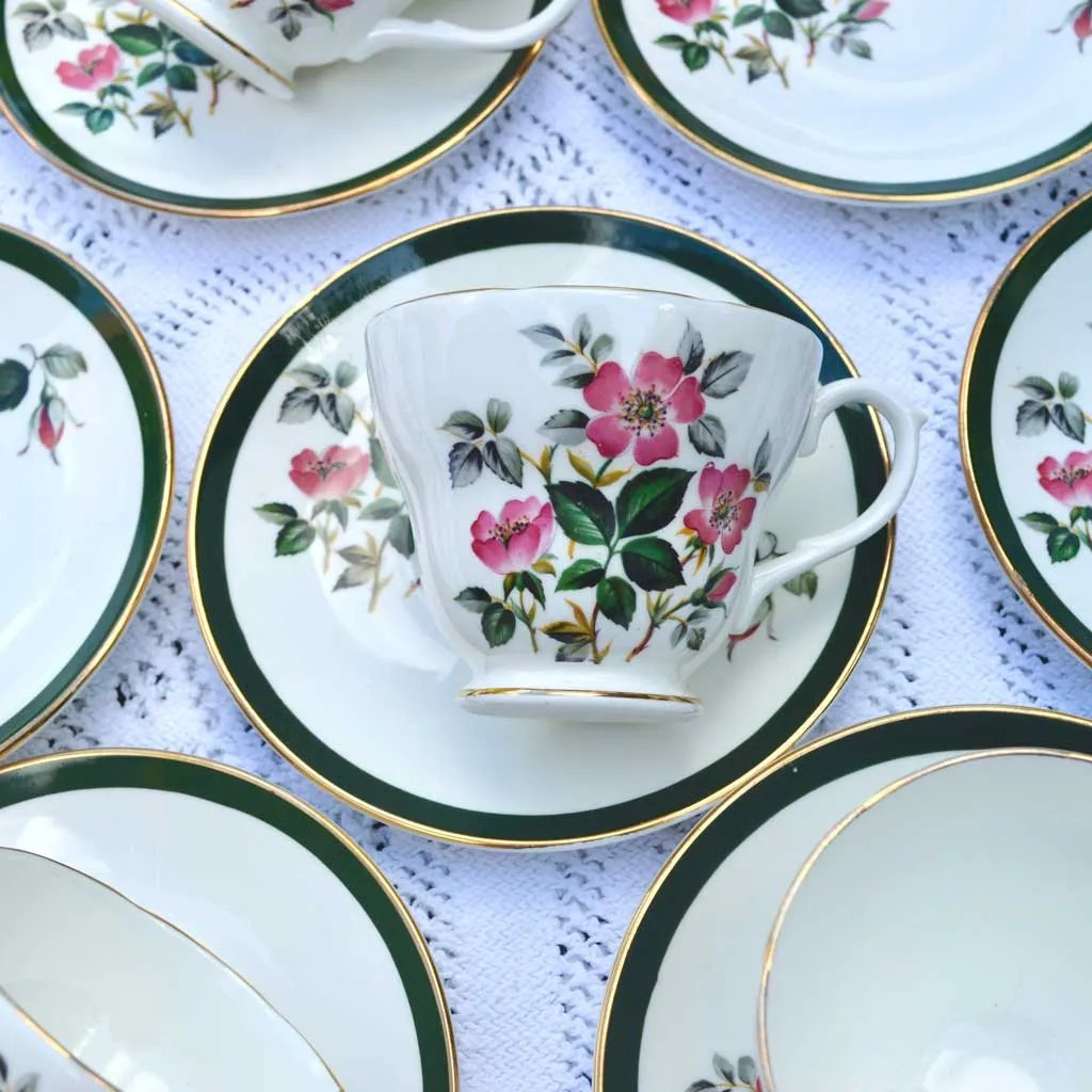 Wicksteads-Home-&-Living-Vintage-Cups-&-Saucers-Royal-Grafton-Wild-Briar-Rose-(3)