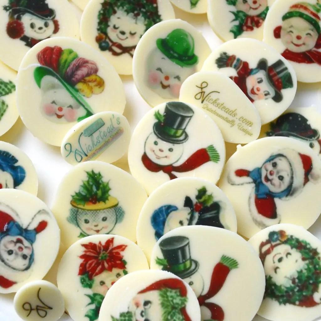 Wickstead's-Eat-Me-Edible-Chocolate-&-Meringue-Transfer-Sheets–Snowmen-&-Snowwoman-Faces-(3)