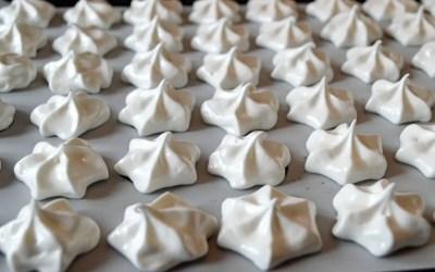 Baking Basics: Meringue Kisses