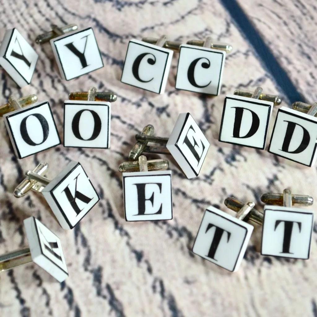 Wickstead's-Mr-Wickstead-Vintage-Cufflinks-TBar-Sonia-Spencer-Letters–(1)