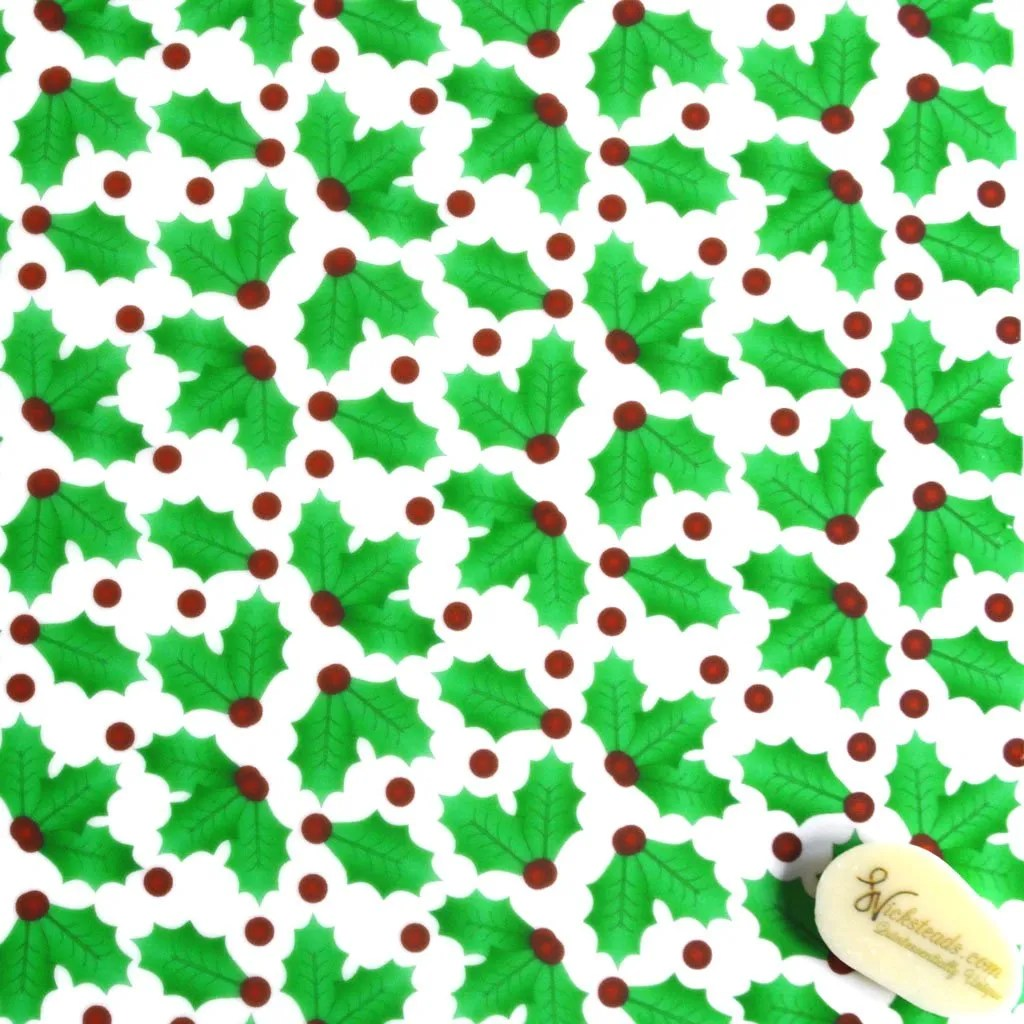 Wickstead's-Eat-Me-Edible-Chocolate-&-Meringue-Transfer-Sheets–Christmas-Holly-&-Berries-Chintz-(6)