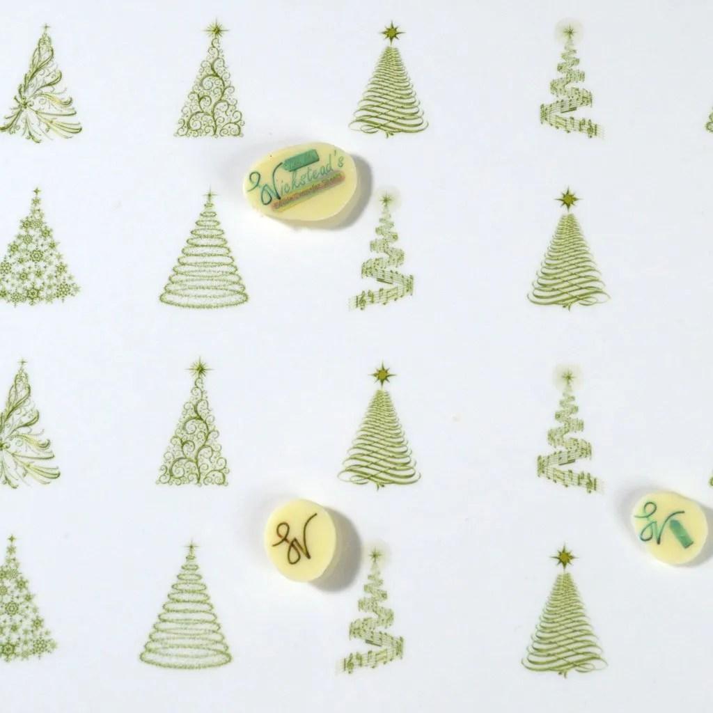 Wickstead's-Eat-Me-Edible-Meringue-&-Chocolate-Transfer-Sheets–Winter-Wonderland-Golden-Christmas-Trees-(1)