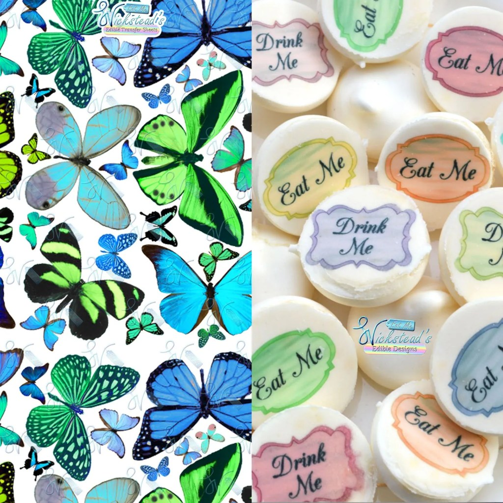 Wickstead's-Eat-Me-Edible-Meringue-Transfer-Sheets–Butterflies-Blue-Green-(1)