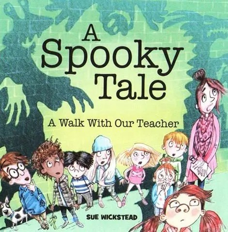A Spooky Tale Book Cover