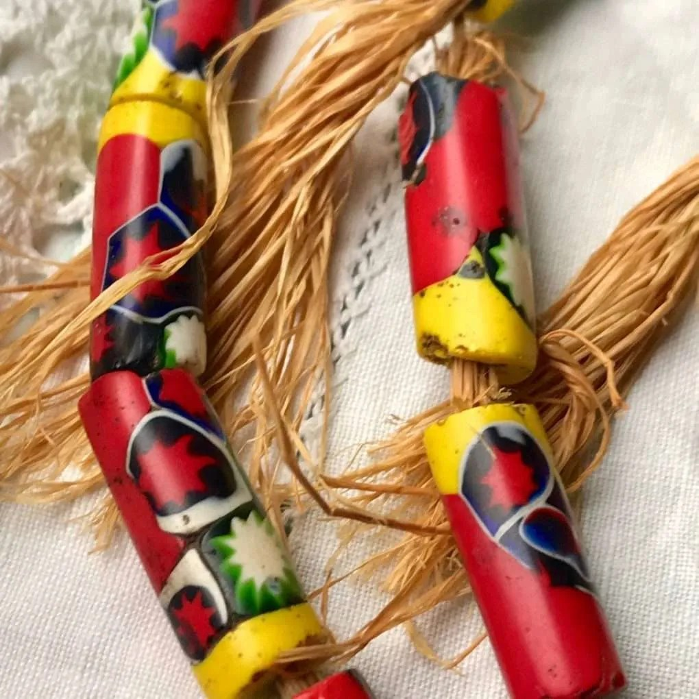 African Trade Beads 5