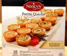 Let Them Eat Appetizers from Nancy – Review