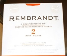 White Teeth and Bright Smiles – Rembrandt Whitening Treatments Review & Giveaway